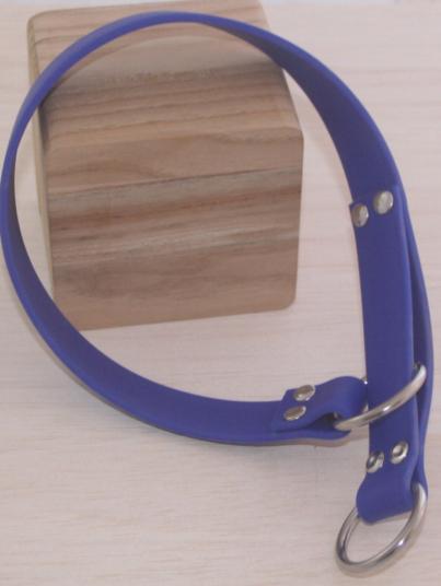 Schlupfhalsband ClassiX in Blau