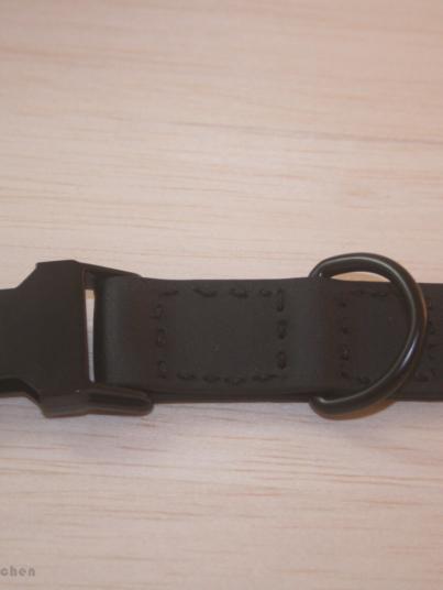 Black Collar Halsband